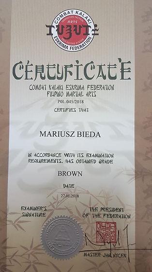 COMBAT KALAKI - BROWN