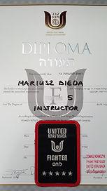 Egzamin Instruktorski United Krv Maga