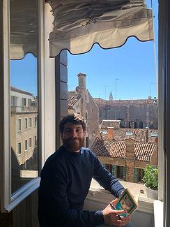 professionnel venise médiateur culturel français Damien Lambert