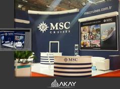 MSC CRUISES - EMITT 2016