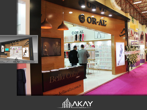 ORAL TEKSTİL - LINEXPO 2019