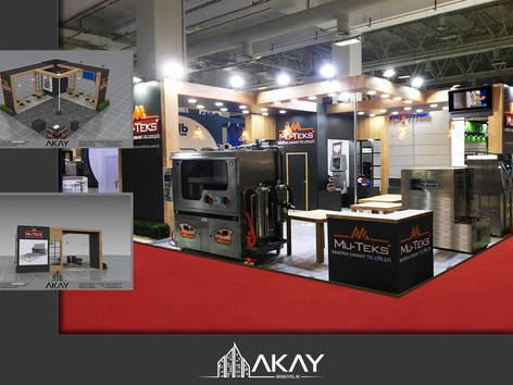 MUTEKS MAKİNA - AUTOMECHANIKA 2019