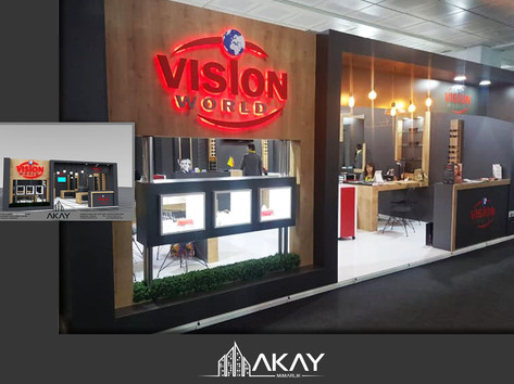 VISION WORLD - SİLMO 2018