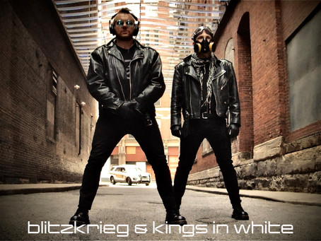 Blitzkrieg & Kings in White.