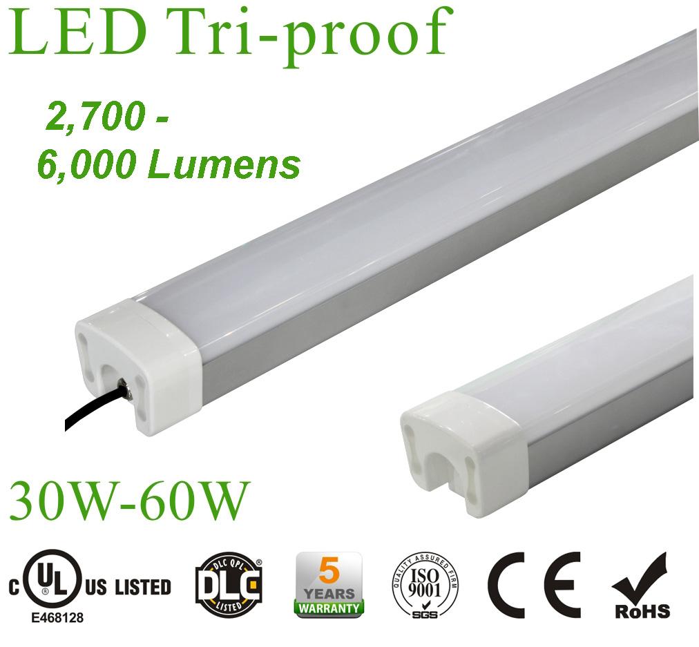 Tri-proof tube