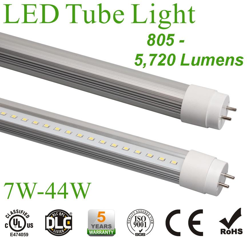 T8 tubes