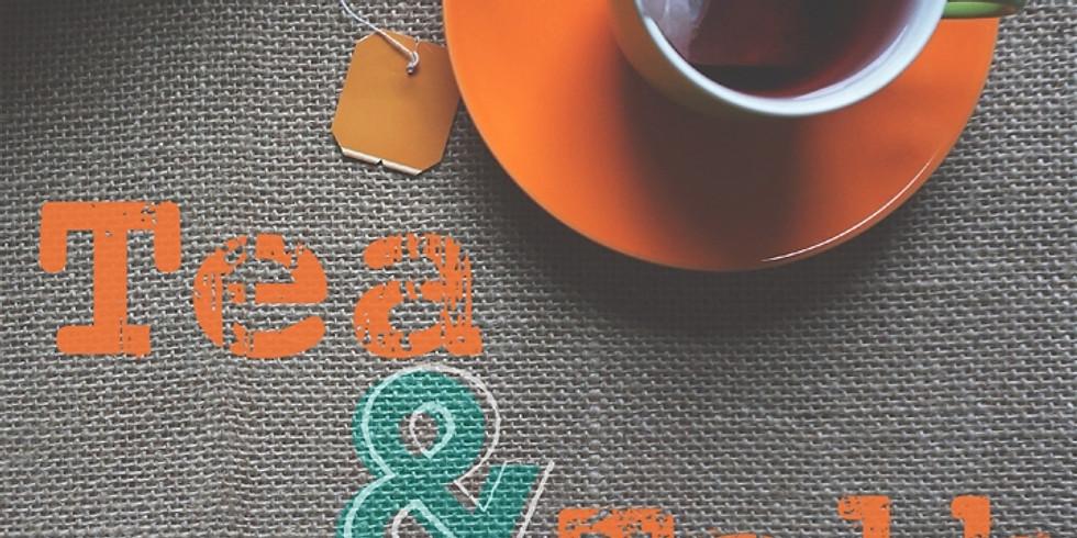 Tea & Talk - Give us a location suggestion