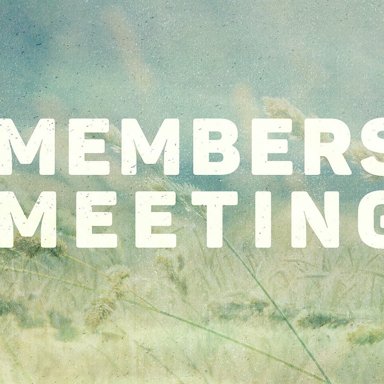 Member Meeting and 2 CE Class - Aryuvedic Marma Points