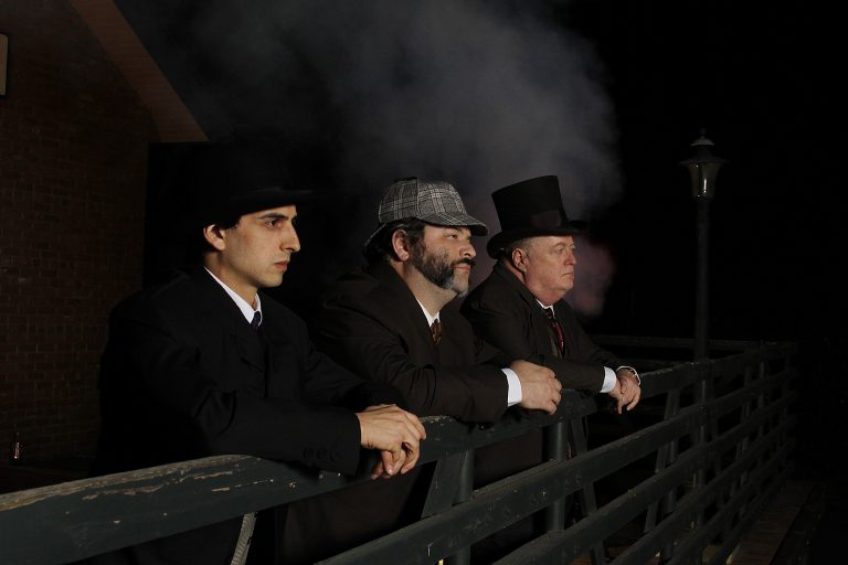 Holmes, Sherlock, & Consulting Det.