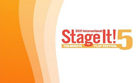 "Happenings Magazine: Stage It! 5 - ""Jorge Hosts Chanukah"""