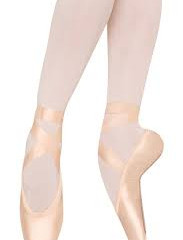 Are you ready for pointe shoes?