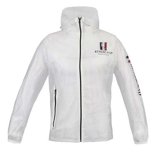 Classic Transparent Unisex Rain Jacket