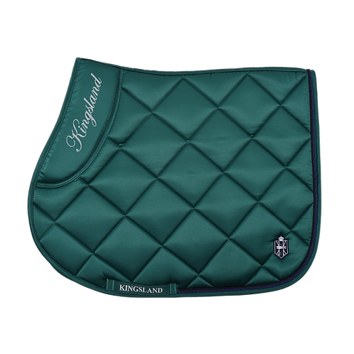 Carin Saddle Pad With Coolmax