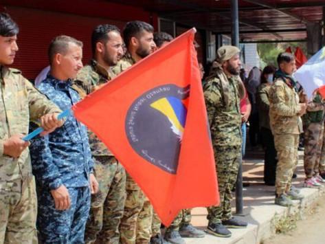Los armenios de Rojava celebraron los nueve años de Revolución