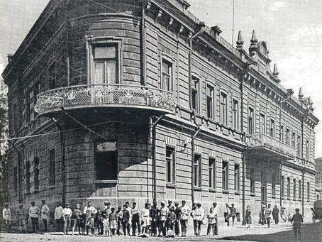 Cuando la Primera República de Armenia quedó reducida a diez mil kilómetros cuadrados