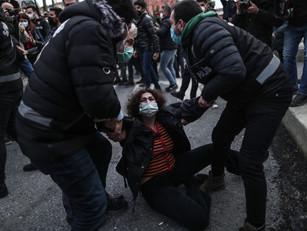 En Turquía, más de mil defensores de los derechos humaros fueron detenidos en seis meses