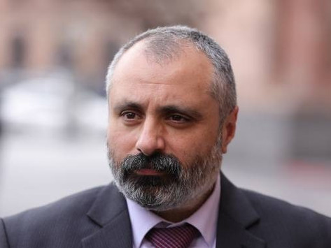 """Canciller de Artsaj: """"No seremos parte de Azerbaiyán, esto es así de simple"""""""