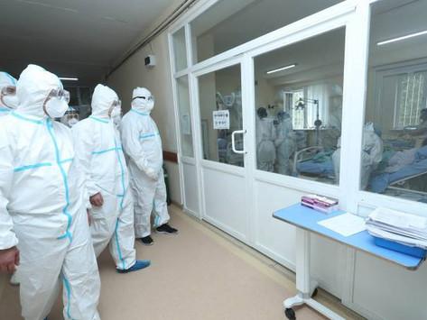 Armenia: Hay casi 25.000 infectados de coronavirus