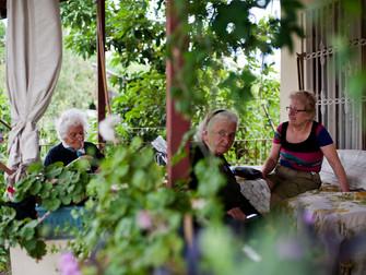 Una cooperativa de mujeres en el último pueblo armenio de Musa Dagh