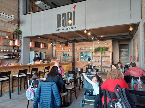 Naní, el sueño de un restaurant armenio