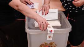 Elecciones anticipadas en Armenia: Más de la mitad de la población no fue a votar