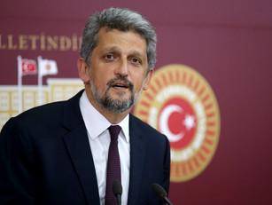 Garo Paylan denunció la política económica del gobierno de Erdogan