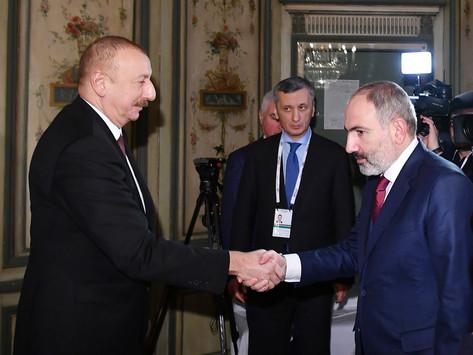 Pashinian está dispuesto a reunirse con Aliyev