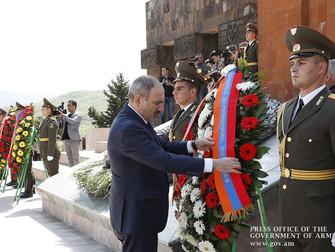 En Armenia se recordó el Día de la Victoria y la Liberación de Shushí