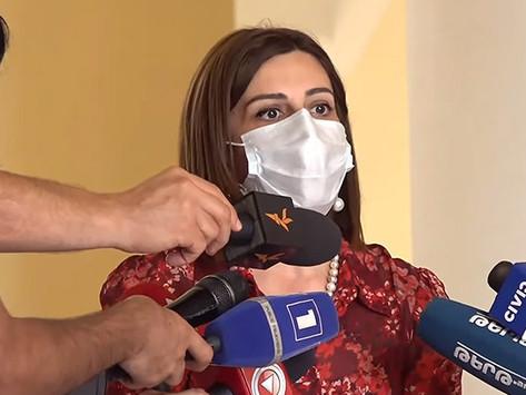 Coronavirus en Armenia: La curva ascendente no se detiene y crece la preocupación