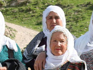 Nora Cortiñas se solidarizó con las Madres del Kurdistán
