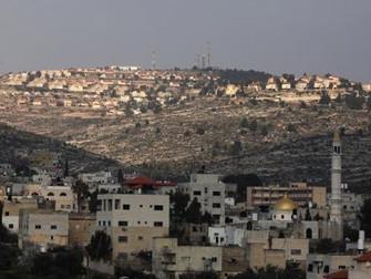 Palestina condenó el plan israelí de ampliar colonias en Cisjordania