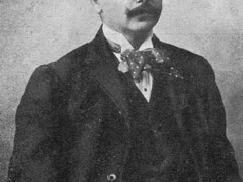 El escritor Krikor Zohrab fue víctima de su amigo: el genocida Talaat Pashá
