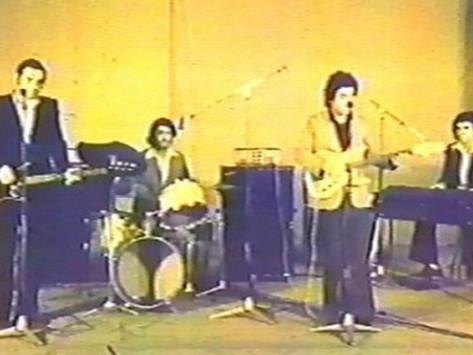 El primer grupo de rock kurdo del mundo