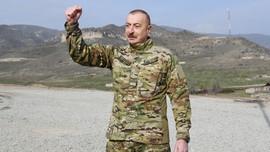 El Presidente de Azerbaiyán reconoció que sus tropas se encuentran en Armenia