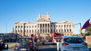 La comunidad armenia de Uruguay se reunió con Cancillería por la instalación de la Embajada turca