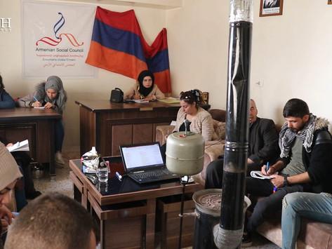 En el noreste de Siria, los armenios reviven su herencia cultural