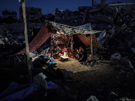 """Bachelet: """"Israel podría haber cometido crímenes de guerra en Gaza"""""""