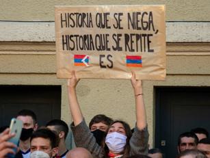 """""""El reclamo de justicia por el genocidio armenio, más presente después de la guerra de los 44 días"""""""