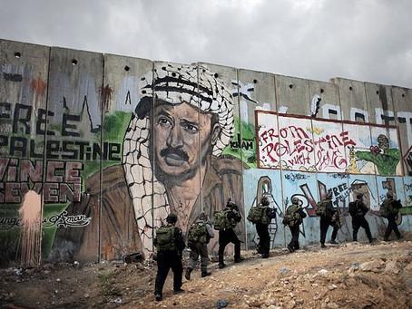 """Ibarlucía: """"Israel se constituye a partir de una limpieza étnica"""""""