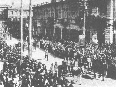 El nacimiento de la Armenia Soviética