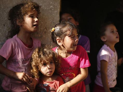 Tras tres muertes en una semana, Save the Children condena la violencia contra los chicos palestinos