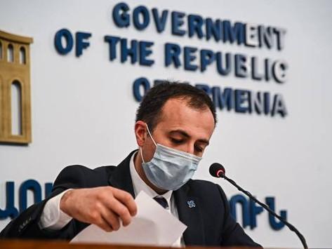 Más de 5.000 contagiados de coronavirus en Armenia