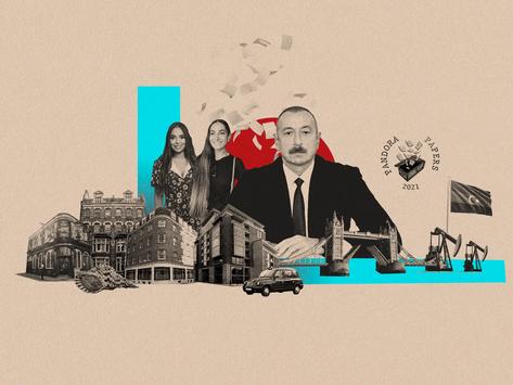 La familia de Aliyev y un negocio de 700 millones de dólares en Londres