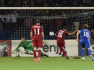 Armenia mantiene las chances de clasificar al Mundial 2022