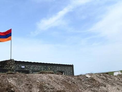 Las Fuerzas Armadas de Azerbaiyán asesinaron a un militar armenio en Yeraskh