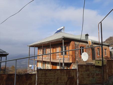 El Fondo Armenia de Argentina finalizó su proyecto en la frontera de Tavush
