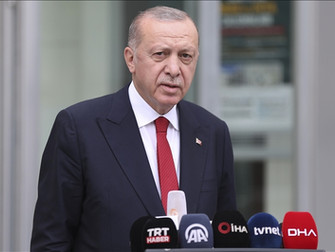 Erdogan se prepara para anexar Afrin