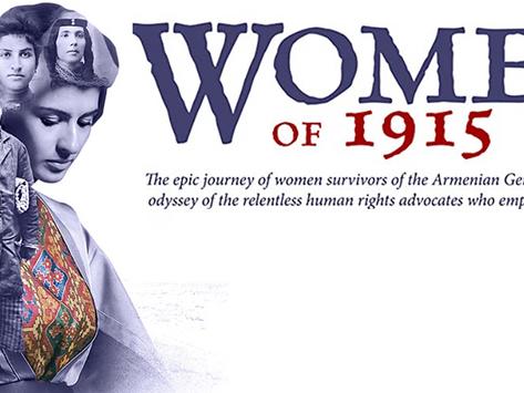 """""""Women of 1915"""": el documental sobre el genocidio armenio"""