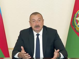 El discurso negacionista de Aliyev en la ONU: Instó a dejar de usar el nombre Nagorno-Karabaj