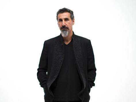 """Serj Tankian presentó sus nuevas canciones de la serie """"Cinematique"""""""